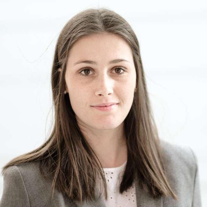 Rechtsanwaltsanwärterin Sofia Andergassen